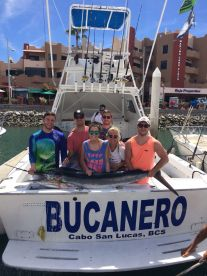 Cabo Sport Fishing Fleet- Bucanero 35'
