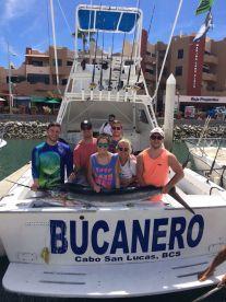 Cabo Sport Fishing Fleet- Bucanero 35'