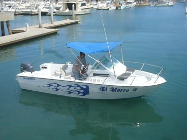 Cabo Sport Fishing Fleet - El Morro 26'