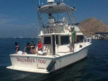 Bajamex Tours - 38' Boat