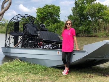 A & S Outfitting - Airboat