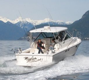 Mongoose Striker Fishing Charters