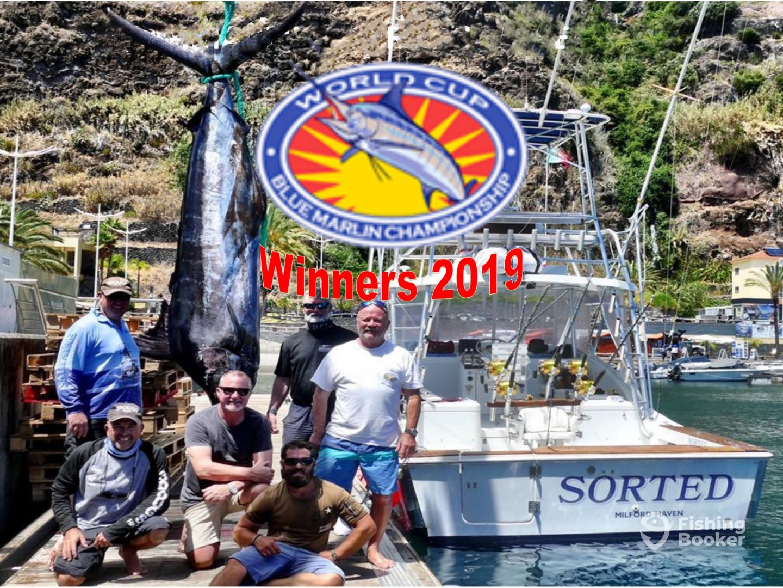 Madeira Marlin Charters