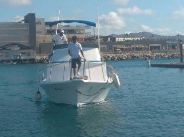Bajamex Tours - 28' Boat