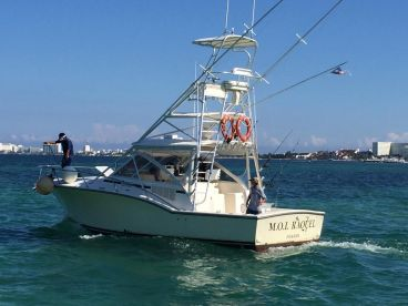 Luxury Yacht & Fishing Services – 32'
