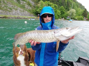 Alps Anglers Jérémie Chetboun