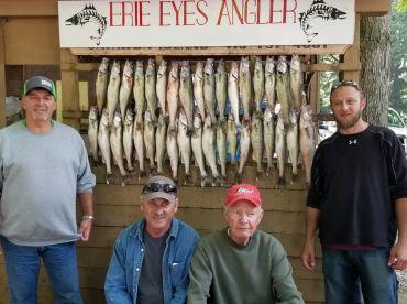 Erie Eyes Angler