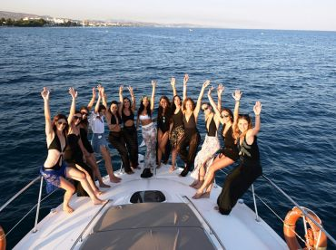 Captain Kypros Fishing - Sea Ray