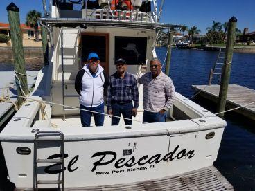 The Lady Elisa - El Pescador