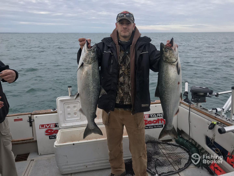 Livin The Dream Sportfishing – Lake Ontario