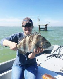 Rockport Family Fishing Charters - 23ft