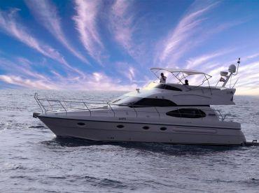 53ft Luxury Yacht - Deep Blue Sea Fishing