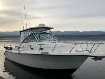 Island Pursuit Sport Fishing - 29'
