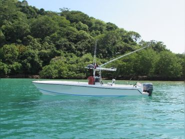 Panama GEM Charters - 31' Contender