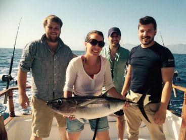 Fishing With Ladyboss