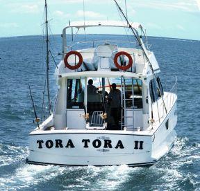 Fishing Mauritius - Tora Tora 2