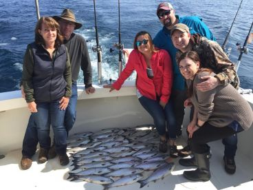Kinn's Sport Fishing - Winthrop 36'