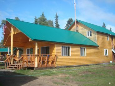Beautiful lodge.