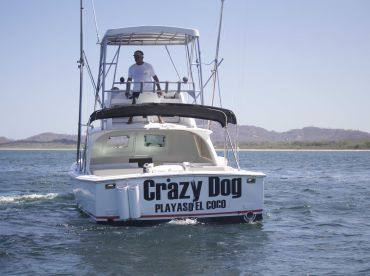 Coyote Sportfishing - Crazy Dog