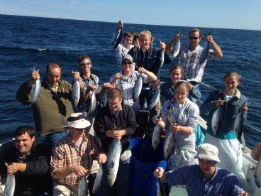 Purple Jet Sport Fishing Charters 2