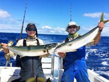 Heliox Fishing Charter – Struisbaai