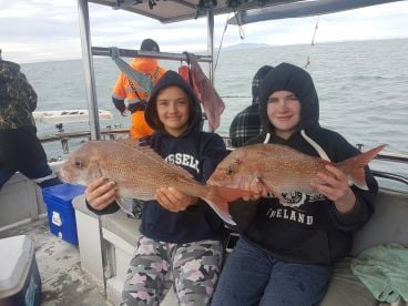 Sandspit Rosemary Fishing Charters