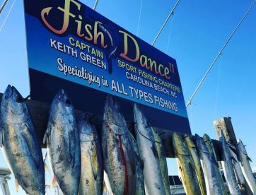 Fish Dance Sportfishing Charters