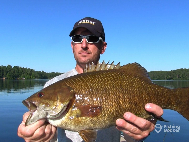 World Class Smallmouth Bass WI