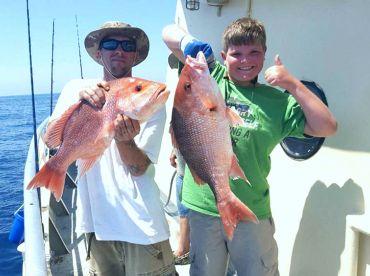 Calabash Fishing Fleet – Black Hawk