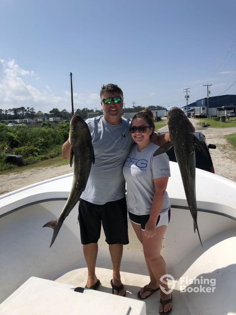 High Water Adventure – Wet Kitty Charters