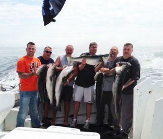 Fish Stalker Charters - Ridge