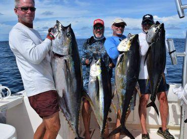 Sport Fish Panama Island Lodge - Scandalous