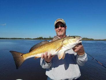 Coastal GA Fishing–Shellman's Bluff