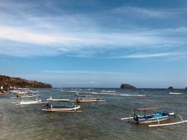Candi Dasa fishing and spearfishing