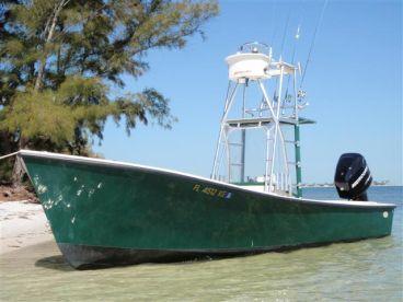 Trophy Trips - Captain Jim Bennett, Palm Harbor