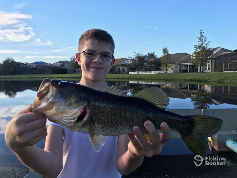 Barron Cox Fishing