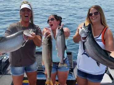 Angler One Charters - Montague