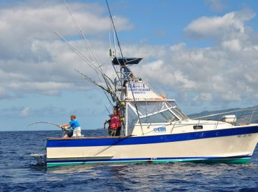 Alabote Sport Fishing Azores