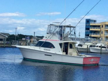 Fish Witch II Charters