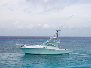 Pesca Cozumel – 45' Cabo Yacht
