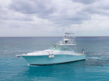 Pesca Cozumel – 45' Cabo Special