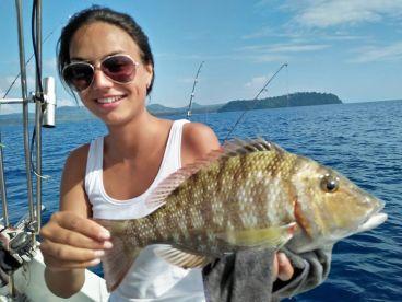 Koh Kood Fishing Trips – 54'