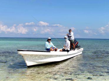 Pesca Cozumel – 21' Panga Express