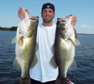 Bass Fishing With Eddie