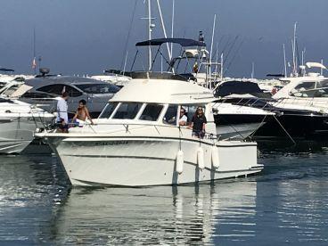 Bravo Charters Marbella Port Banus