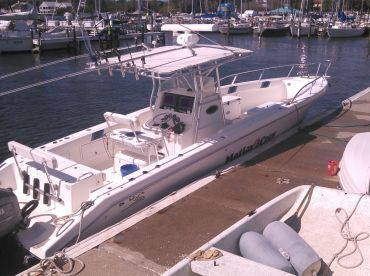 Florida Fishing Charters – 36' Boat