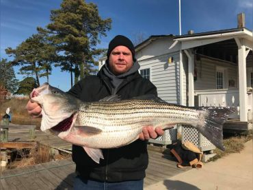 AquaMan Sportfishing – Reedville