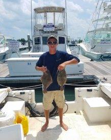 SeaSick Steve's Fishing