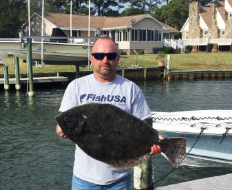 Fin Chaser Charters NC – Inshore