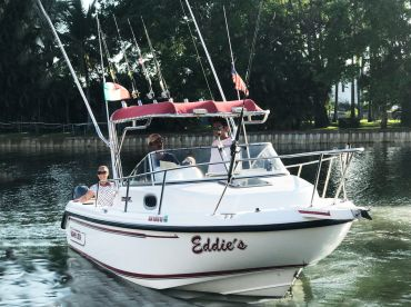 Eddie's Sport Fishing and Water Tours